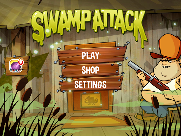 swamp actack 1 - Swamp Actack - game phòng thủ vui nhộn cho Android